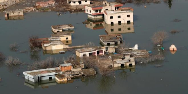 'History Disappears' as Dam Waters Flood Ancient Turkish Town