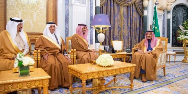 New Saudi Sports, Tourism, Investment Ministers Sworn in before King Salman