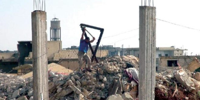 Asharq Al-Awsat Speaks to Workers in Northern Syria Searching for Subsistence Means